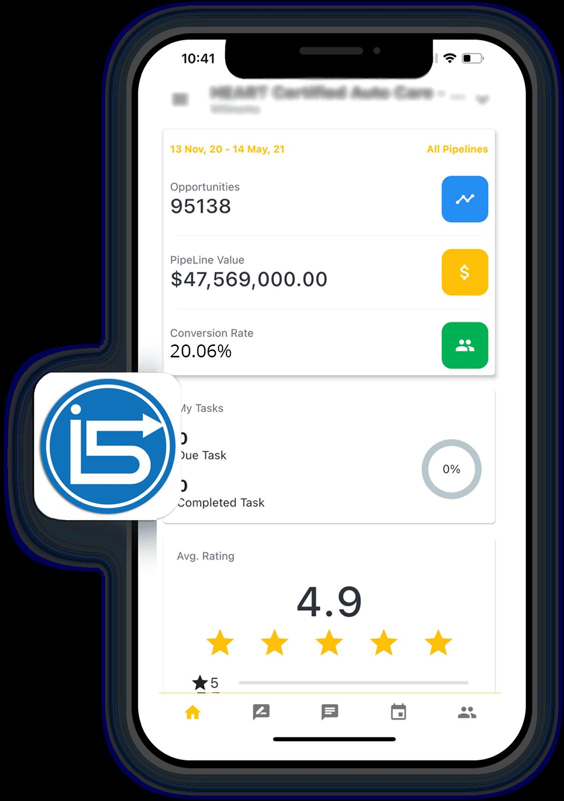 i5_Marketing_Mobile_App